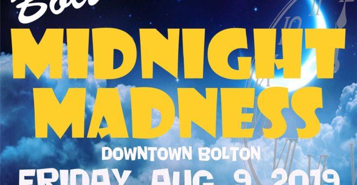 Bolton midnight madness